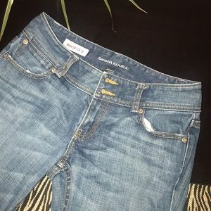 BANANA REPUBLIC Blue Jeans